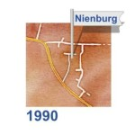 Erste Firmenstation in Nienburg