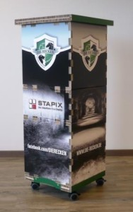 STAPIX-EcoPult der TSV Hannover Burgdorf
