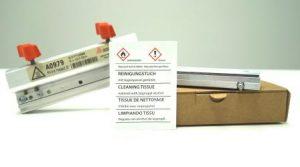 Zubehör für den Thermotransfer- und Thermodirektdruck