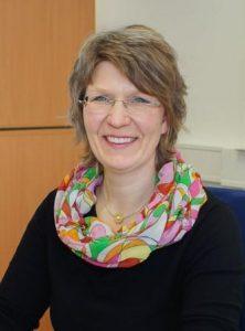 Gyn Petra Kraft, Geschäftsführerin