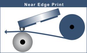 Grafik Prinzip NearEdge-Druck